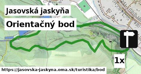 ilustračný obrázok k Orientačný bod, Jasovská jaskyňa