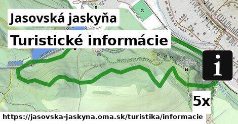 ilustračný obrázok k Turistické informácie, Jasovská jaskyňa