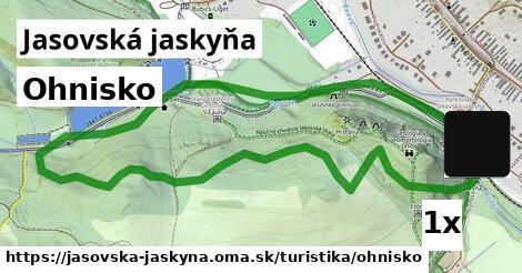 ilustračný obrázok k Ohnisko, Jasovská jaskyňa