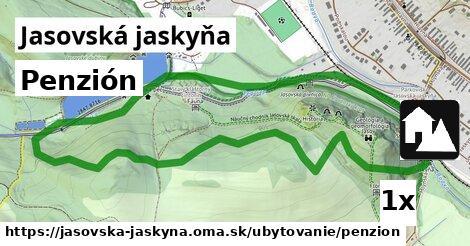 ilustračný obrázok k Penzión, Jasovská jaskyňa