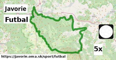 ilustračný obrázok k Futbal, Javorie