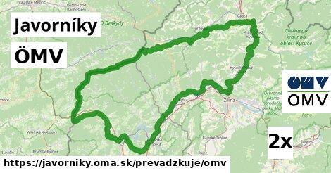 ilustračný obrázok k ÖMV, Javorníky