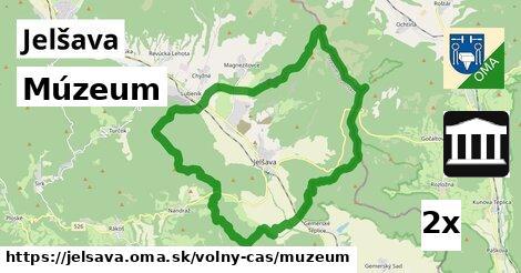 ilustračný obrázok k Múzeum, Jelšava