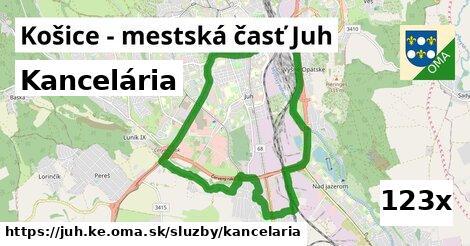 ilustračný obrázok k Kancelária, Košice - mestská časť Juh