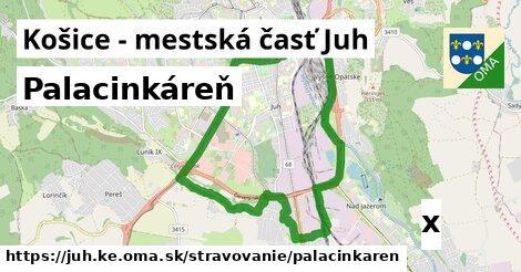 ilustračný obrázok k Palacinkáreň, Košice - mestská časť Juh