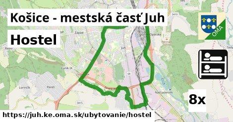 ilustračný obrázok k Hostel, Košice - mestská časť Juh