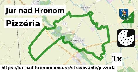 pizzéria v Jur nad Hronom
