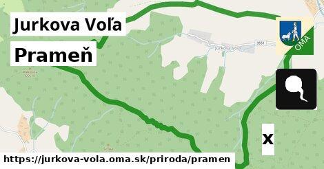 ilustračný obrázok k Prameň, Jurkova Voľa
