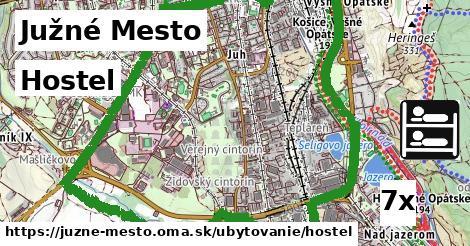 ilustračný obrázok k Hostel, Južné Mesto