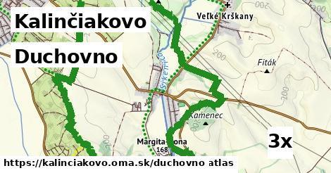 duchovno v Kalinčiakovo