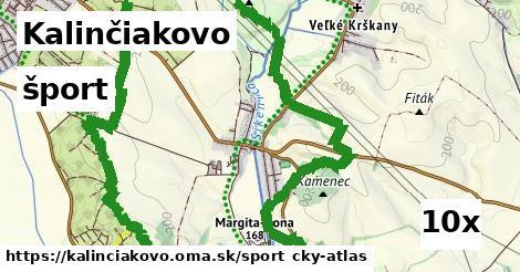 šport v Kalinčiakovo