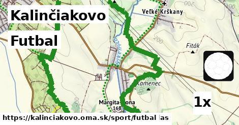 futbal v Kalinčiakovo