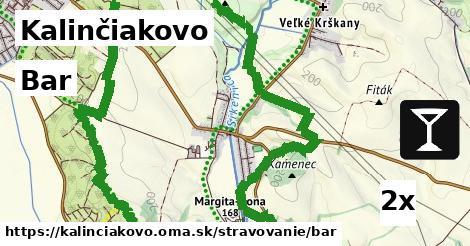 bar v Kalinčiakovo