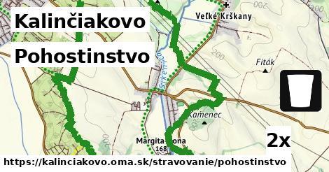 pohostinstvo v Kalinčiakovo