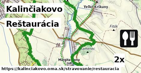 reštaurácia v Kalinčiakovo