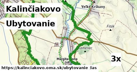 ubytovanie v Kalinčiakovo