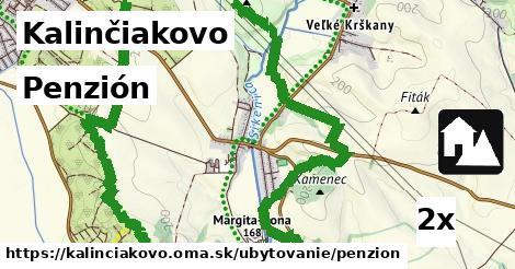 penzión v Kalinčiakovo