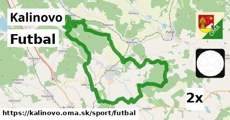 ilustračný obrázok k Futbal, Kalinovo