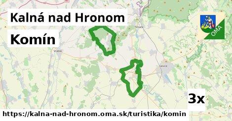 komín v Kalná nad Hronom