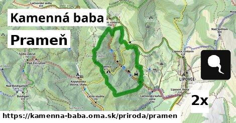 ilustračný obrázok k Prameň, Kamenná baba