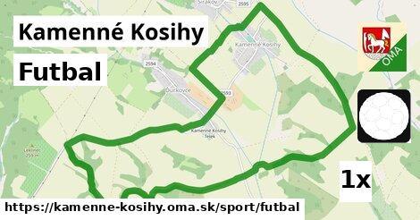 futbal v Kamenné Kosihy