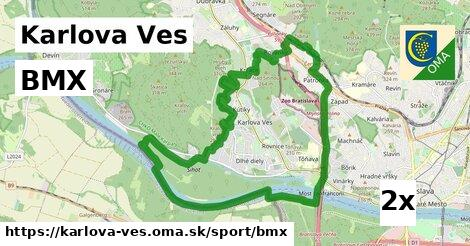 BMX v Karlova Ves