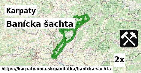 ilustračný obrázok k Banícka šachta, Karpaty