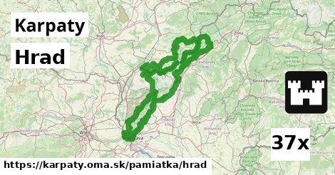 ilustračný obrázok k Hrad, Karpaty