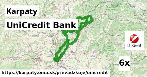 ilustračný obrázok k UniCredit Bank, Karpaty