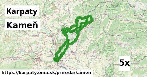 ilustračný obrázok k Kameň, Karpaty