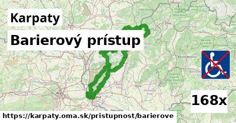 ilustračný obrázok k Barierový prístup, Karpaty
