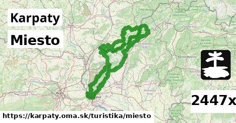 ilustračný obrázok k Miesto, Karpaty