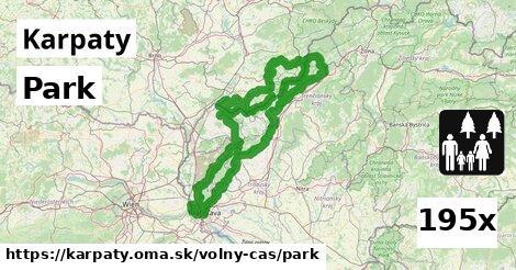 ilustračný obrázok k Park, Karpaty