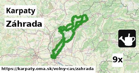 ilustračný obrázok k Záhrada, Karpaty