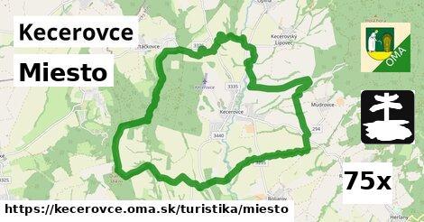 ilustračný obrázok k Miesto, Kecerovce