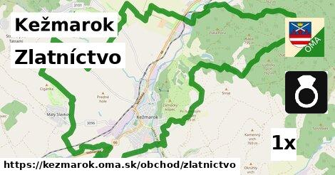 Zlatníctvo, Kežmarok