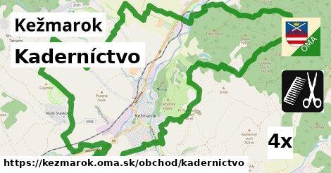 ilustračný obrázok k Kaderníctvo, Kežmarok