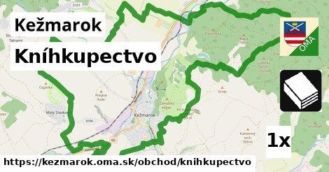 kníhkupectvo v Kežmarok