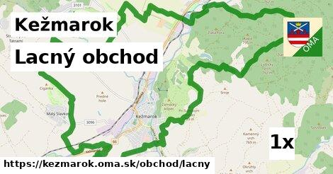 lacný obchod v Kežmarok