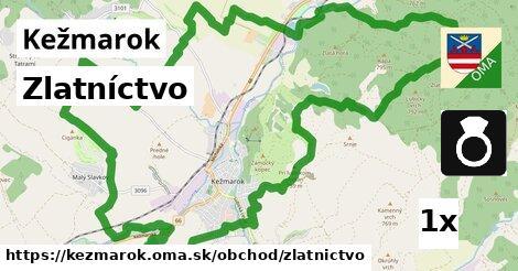 zlatníctvo v Kežmarok