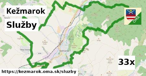 služby v Kežmarok