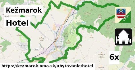 ilustračný obrázok k Hotel, Kežmarok