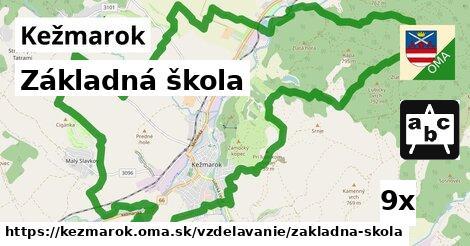 základná škola v Kežmarok