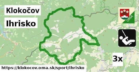 ilustračný obrázok k Ihrisko, Klokočov