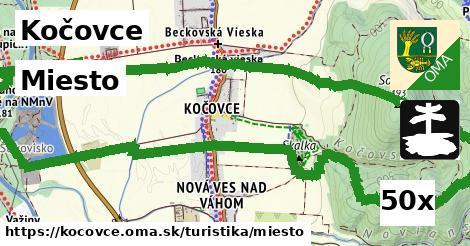ilustračný obrázok k Miesto, Kočovce