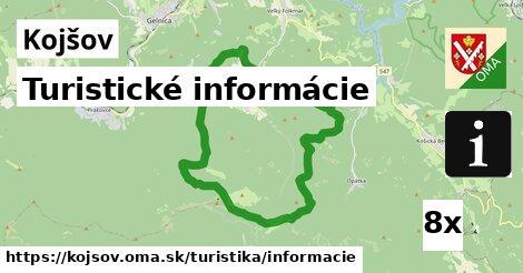 ilustračný obrázok k Turistické informácie, Kojšov