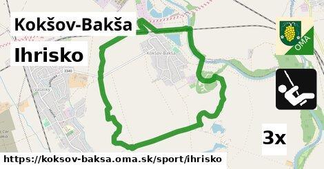 ilustračný obrázok k Ihrisko, Kokšov-Bakša