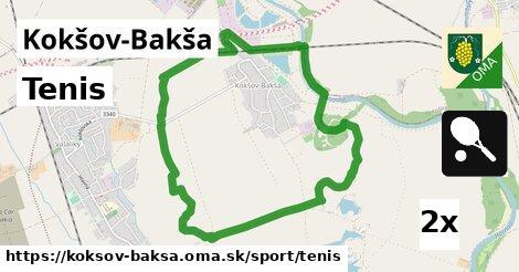 ilustračný obrázok k Tenis, Kokšov-Bakša