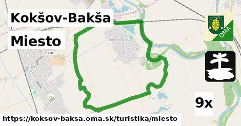 ilustračný obrázok k Miesto, Kokšov-Bakša