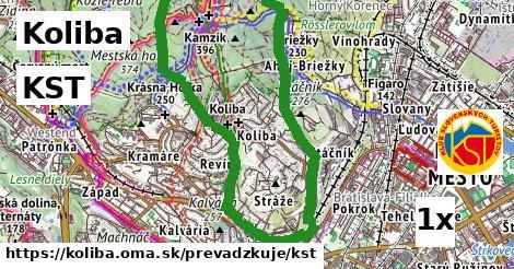 KST v Koliba
